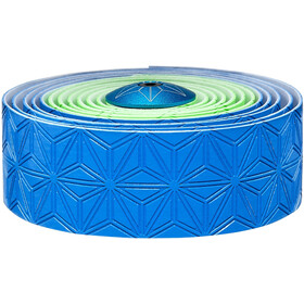 Supacaz Super Sticky Kush Handelbar Tape green/blue